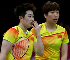 London Olympics 2012: Badminton players charged for losing 'deliberately'