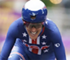 London Olympics 2012: Armstrong takes Olympic time trial gold for US