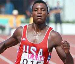 Olympics: Carl Lewis expects `surprise` in men`s 100m event