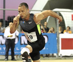 London Olympics 2012: Oscar Pistorius can run any part of relay