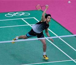 London 2012 badminton: Parupalli Kashyap enters quarterfinals