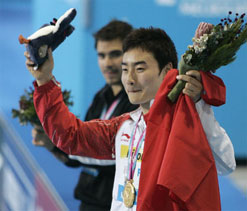 London Olympics: China makes it 3-for-3 in Olympic diving