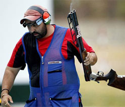 London Olympics Shooting: Time for Sodhi to deliver in double trap