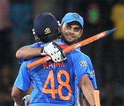 India eyeing three in a row: Virat Kohli
