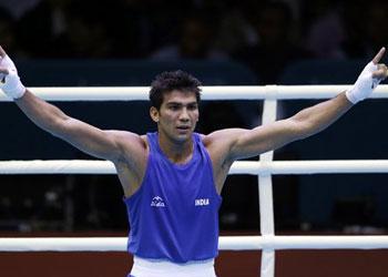 London Olympics Boxing: Manoj Kumar storms into pre-quarterfinals