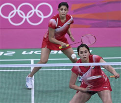 London Olympics badminton: Gutta-Ponnappa will not replace one of the disqualified teams