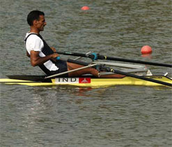 London Olympics 2012 rowing: Swaran Singh in men`s singles sculls final
