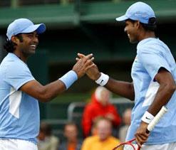 London Olympics 2012 Tennis: Paes-Vardhan vs Tsonga-Llodra-As it happened...