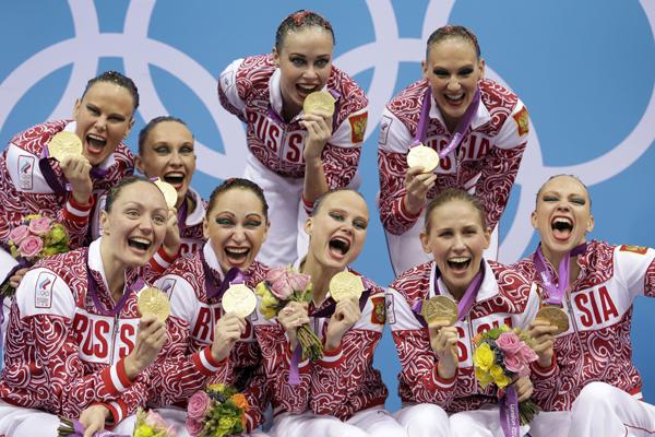 London Olympics 2012, Day 14: Highlights