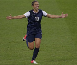 Olympic football: US avenge World Cup loss to Japan