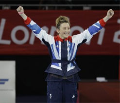 Olympic taekwondo: Jade Jones seals gold for Britain