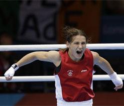 Olympic 2012 boxing: Ireland`s Taylor beats Russia`s Ochigava to gold