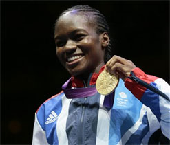 Olympic boxing: Britain`s Adams wins first women`s gold