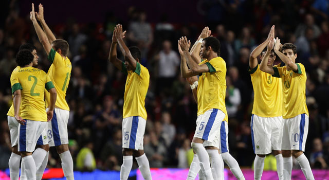London Olympics 2012 Football Final: Brazil vs Mexico-Preview
