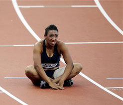 London Olympics: IOC bans Syrian hurdler for doping