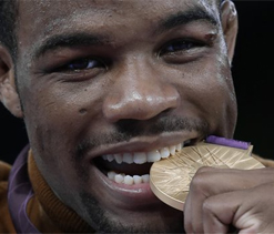 Olympic wrestling: Burroughs wrestles to gold in US-Iran match