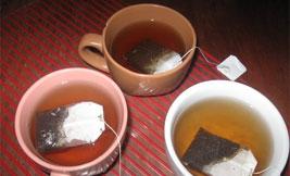 India tea strikes `gold` at London Olympics Village