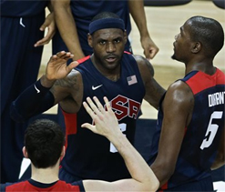 London Olympics 2012 basketball: Spain, US set up rematch of Beijing final