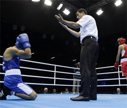 London Olympics 2012 boxing matches were fixed?