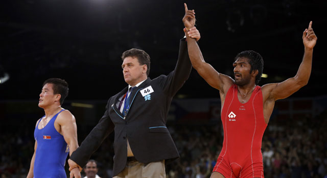 London Olympics 2012 Wrestling: Yogeshwar Dutt wins bronze medal