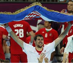 London Olympics: Croatia wins men`s handball bronze