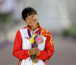 London Olympics 2012: 1st Tibetan Olympian wins medal for China