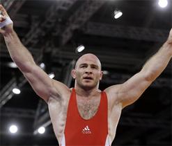 Olympic wrestling: Gold for Uzbekistan in men`s 120 kg