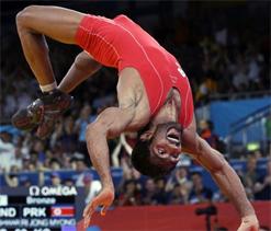 2012 London Olympics: Celebrations at Yogeshwar`s home over medal