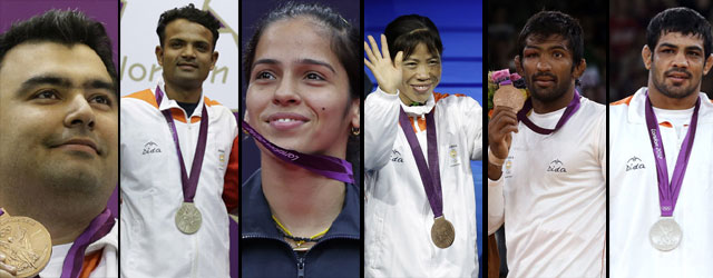 London Olympics: Look back at India's golden moments