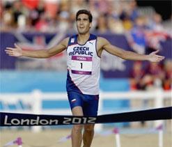 Olympic modern penthathon: Svoboda wins gold for Czechs