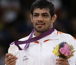 Sushil Kumar's journey: From mud pits to the Olympic podiums