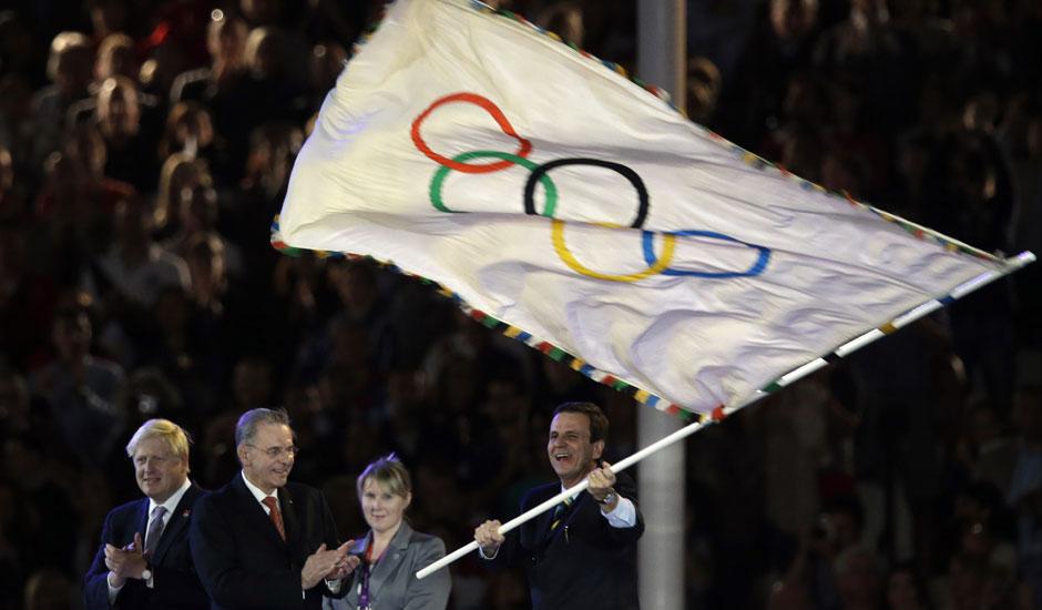 14 940 - Closing Ceremony of Olympics 2012 Worth Seeing