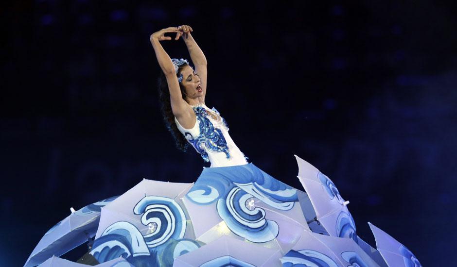 15 940 - Closing Ceremony of Olympics 2012 Worth Seeing