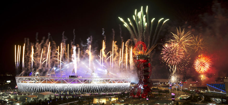 19 950 - Closing Ceremony of Olympics 2012 Worth Seeing