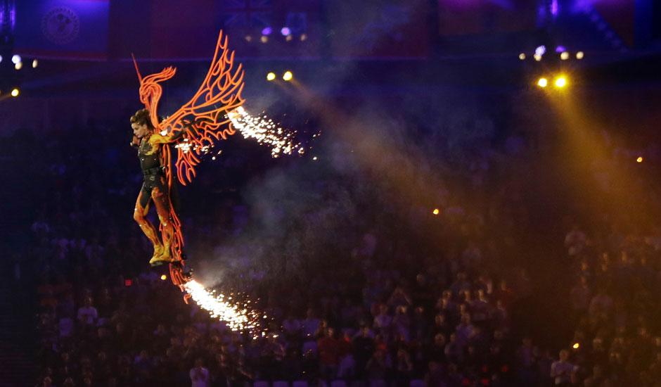 65 - Closing Ceremony of Olympics 2012 Worth Seeing