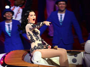 British singer Jessie J performs