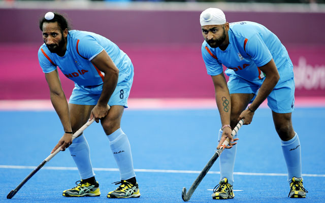 London Olympics 2012 Hockey:  India lose to South Africa, finish last