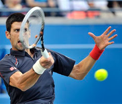 Novak Djokovic pockets second straight Rogers Cup title