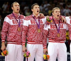 London Olympics 2012: Late gold rush saves Russia`s blushes ahead of Sochi