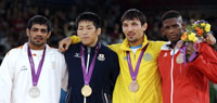 London Olympics 2012 Wrestling: Sushil Kumar loses final bout, secures silver