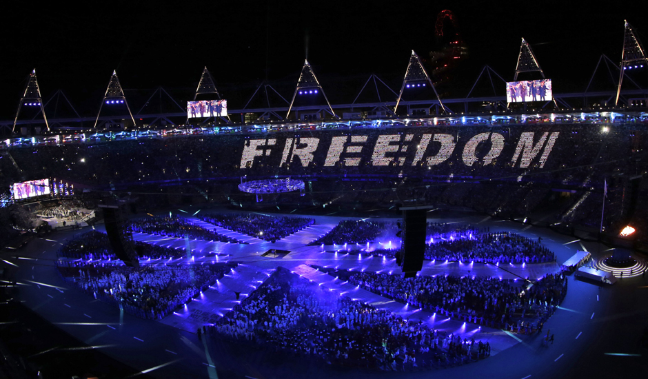Z2 - Closing Ceremony of Olympics 2012 Worth Seeing