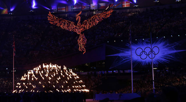 London 2012 Olympics Closing Ceremony: As it happened