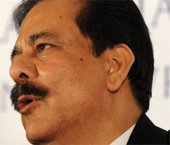 Sahara not to aid sports federations for London Games failure