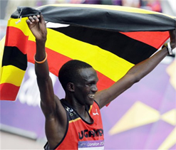 Olympics: Uganda celebrates first gold after 40 years