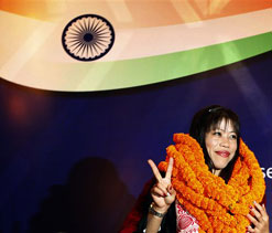 I've never got publicity like this: Mary Kom