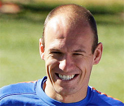 Euro 2012 was a complete disaster: Robben