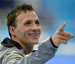 Ryan Lochte set to cameo in Teen Drama` 90210`
