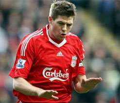 I`m not ready for Paul Scholes role: Steven Gerrard