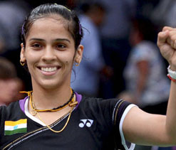 Medal will motivate me to bigger things: Saina Nehwal