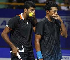 Olympic fallout: Bhupathi-Bopanna left out of Davis Cup squad